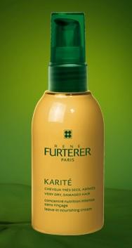 FURTERER KARITE VOEDEND CONCENTRAAT Z/SPOEL. 100ML