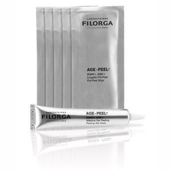 FILORGA AGE PEEL KIT 5 DOEKJES + TUBE 20ML
