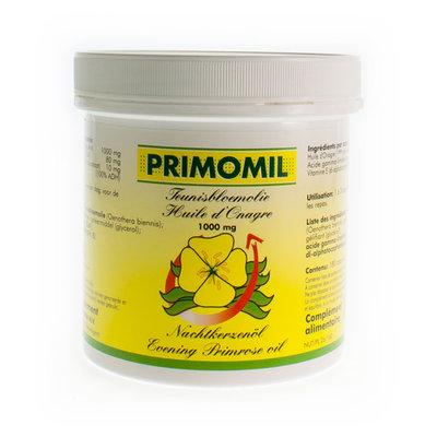 PRIMOMIL CAPS 180X1000MG DEBA