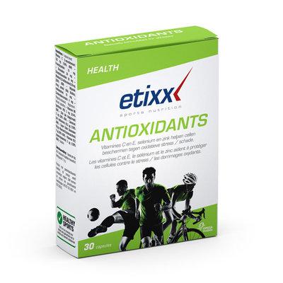 ETIXX A/OXYDANT SOD + N ACETYL L CYSTEINE CAPS 30