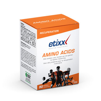 ETIXX AMINO TABL 90