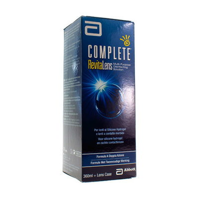 COMPLETE REVITALENS MPDS 360ML
