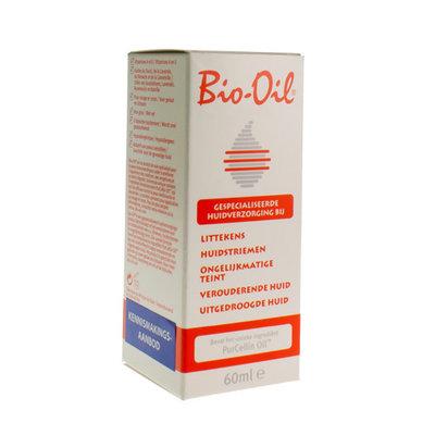 BIO-OIL HERSTELLENDE OLIE 60ML PROMO
