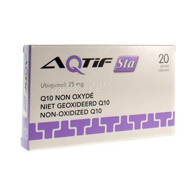 AQTIF STA NF CAPS 20