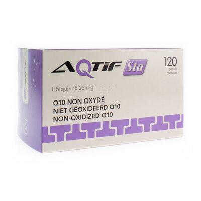 AQTIF STA NF CAPS 120