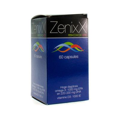 ZENIXX 500 D CAPS 60