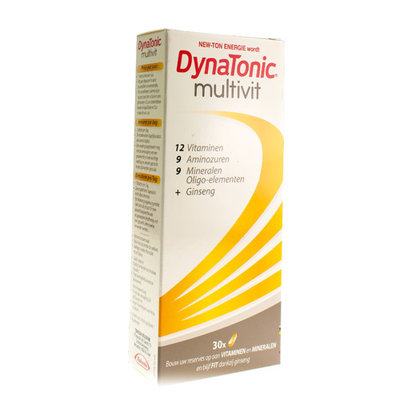 DYNATONIC MULTIVIT COMP 30