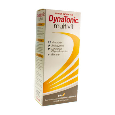 DYNATONIC MULTIVIT COMP 60