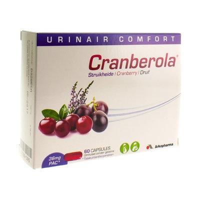 CRANBEROLA CAPS 60