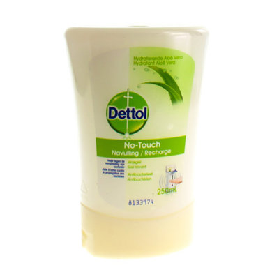 DETTOL HEALTHY TOUCH NT ALOE VERA NAVULLING 250ML
