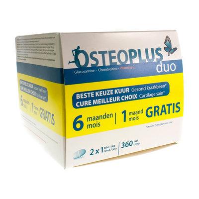 OSTEOPLUS BESTE KEUZE KUUR DUO TABL 360 1M GRATIS
