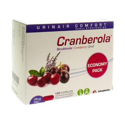 CRANBEROLA CAPS 120
