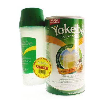 YOKEBE BY XLS 500G + GRATIS SHAKER