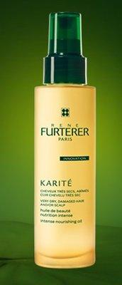 FURTERER KARITE HUILE NUTRITION INTENSE FL 100ML