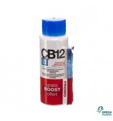CB12 HALITOSIS 250ML + BOOST GRATIS
