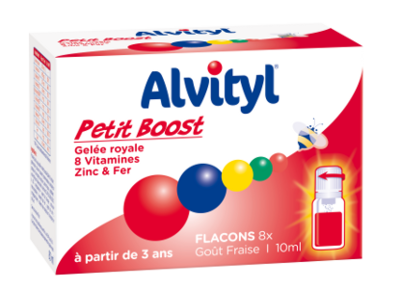 ALVITYL PETIT BOOST FL 8X10ML