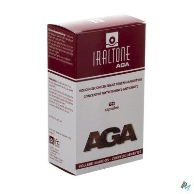 IRALTONE AGA HAARUITVAL CAPS 60