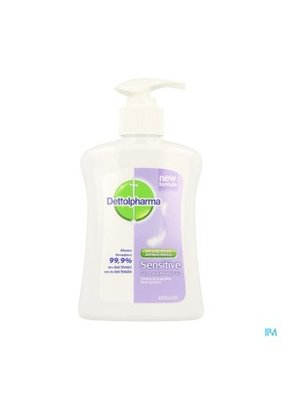 DETTOLPHARMA WASGEL SENSITIVE 250ML