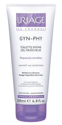URIAGE GYN-PHY GEL FRAICHEUR 400ML