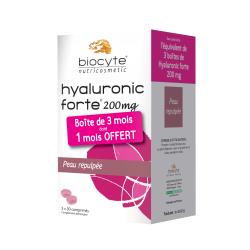 BIOCYTE HYALURONIC FORTE 200MG COMP 90
