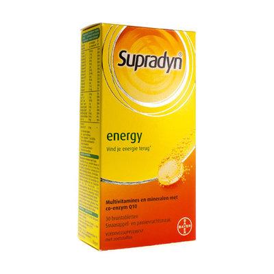 SUPRADYN ENERGY BRUISTABLETTEN 30