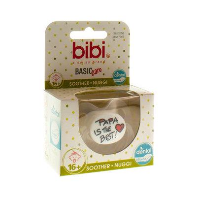 BIBI FOPSP MAMA PAPA BASIC CARE +16M