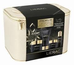 Lierac Vanity Goud Premium Crème Volupteuse+ Premium Le Masque + Gratis Elexir
