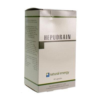 HEPUDRAIN NATURAL ENERGY CAPS 60