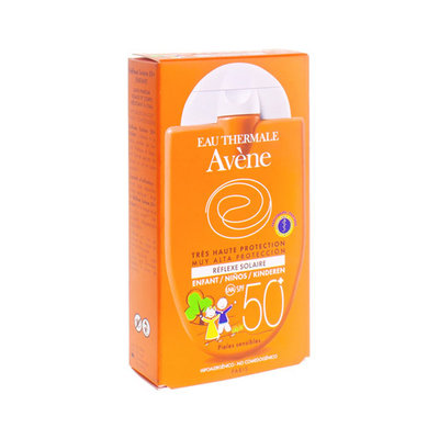 AVENE REFLEX ZON KIND SPF50 30ML - REISFORMAAT