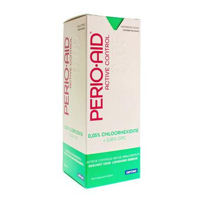 PERIO AID ACTIVE CONTROL MONDSPOELMIDDEL 0,05% 500ML
