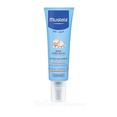 MUSTELA ZON SPRAY AFTERSUN HYDRATEREND 125ML