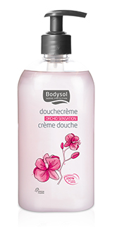 BODYSOL DOUCHECREME ORCHID NEWLOOK 500ML