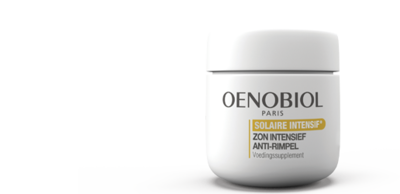 OENOBIOL SOLAIRE ZON INTENSIF ANTI RIMPEL 30 CAPS