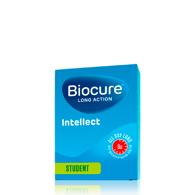 BIOCURE LONG ACTION INTELLECT STUDENT COMP 40
