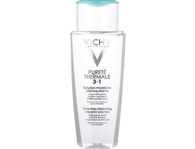 VICHY PURETE THERMALE  MICELLAIRE REINIGING  3 IN 1 - 100ML - REISFORMAAT