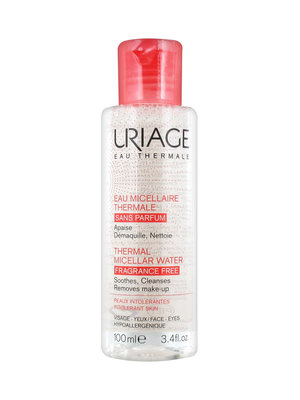 URIAGE EAU MICELLAIRE THERMALE LOTION 100ML - REISFORMAAT