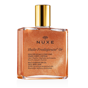 NUXE HUILE PRODIGIEUSE OR NIEUWE FORMULE FLACON 50ML - REISFORMAAT