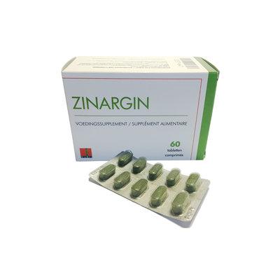 ZINARGIN NF TABL 60