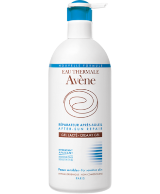 AVENE AFTER SUN GEL HERSTELLEND 400ML