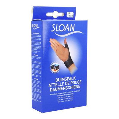 SLOAN CLASSIC DUIMSPALK ZWART L/XL