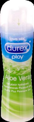 DUREX PLAY ALOE VERA GLIJMIDDEL 50ML