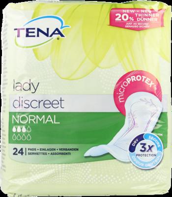 TENA LADY DISCREET NORMAL 24 STUKS