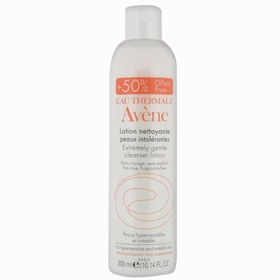 AVENE LOTION REINIGING INTOLERANTE HUID 300ML