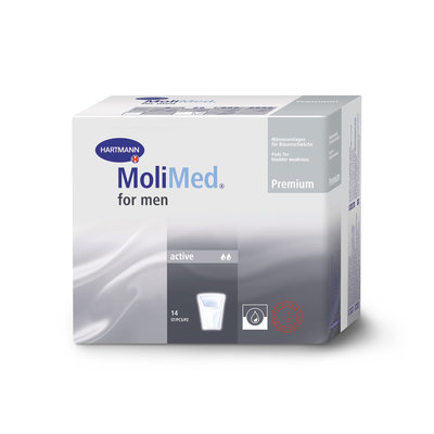 MOLIMED FOR MEN ACTIVE 14 STUKS