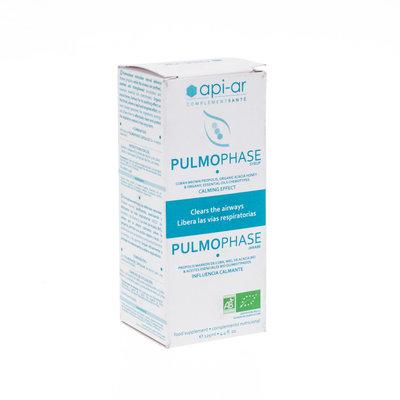 PULMOPHASE SIROOP BIO FLACON 175G (125ML)