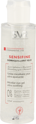 SENSIFINE OOGREINIGING FL 125ML