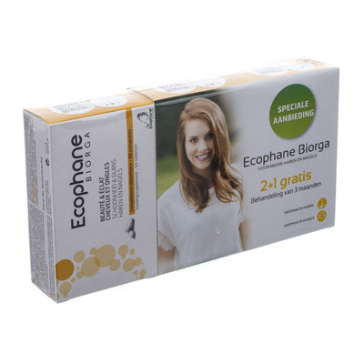 ECOPHANE BIORGA COMP 3X60 2+1 GRATIS