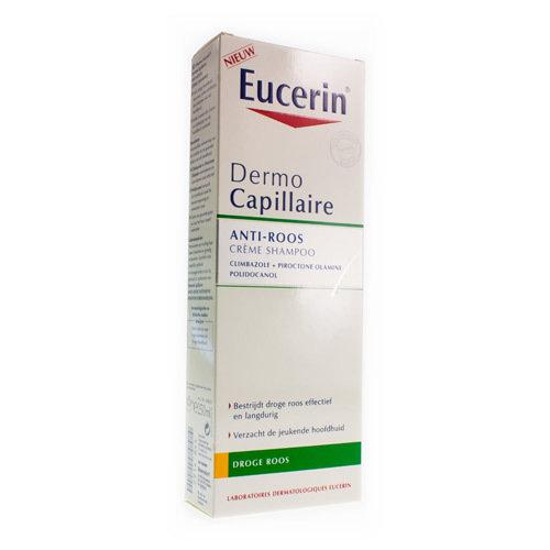 Eucerin Dermocapillaire Anti Roos Shampoo Droge Schilfers