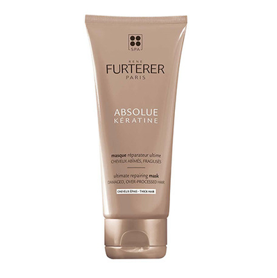 FURTERER ABSOLUE KERATINE MASKER RIJK 100ML