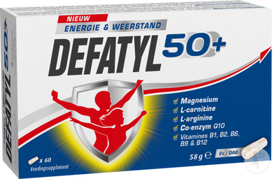 DEFATYL 50+ CAPS